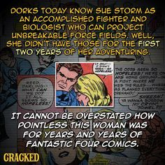 Invisibility is surprisingly pointless. http://www.cracked.com/blog/5-beloved-superheroes-who-are-actually-really-stupid/