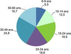 Les pratiques de consommation de jeux vidéo des français - Cette étude répond aux questions suivantes : Combien de joueurs en France, les différents types de joueurs, l'âge des joueurs de jeux vidéo, fréquence de jeu, les supports de jeu, les genres joués...