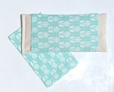 All organic eye pillow with 2 washable covers by PureRest on Etsy