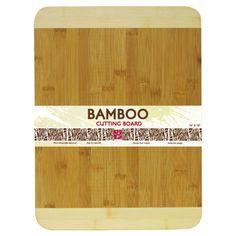 Home Basics Large Bamboo Cutting Board