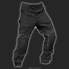 Predator Combat Pants black (Invader Gear)