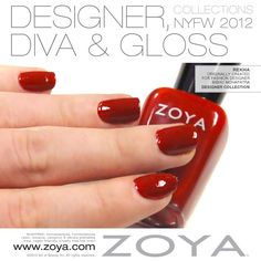 Zoya Nail Polish NYFW 2012 Designer Collection: REKHA