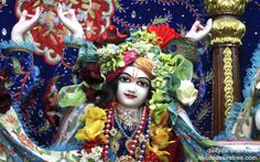 To view Gaurachandra Close Up Wallpaper of ISKCON Chicago in difference sizes visit - http://harekrishnawallpapers.com/sri-gaurachandra-close-up-wallpaper-007/