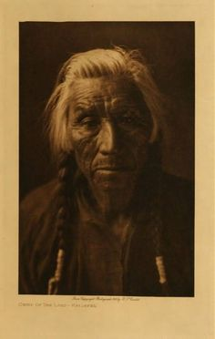 American Indians : Chief Of The Land - Kalispel.