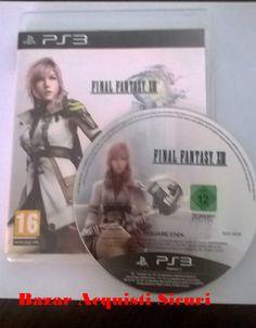 VIDEOGIOCO PS3 FINAL FANTASY XIII