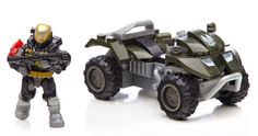Halo - UNSC All-Terrain Mongoose | Halo