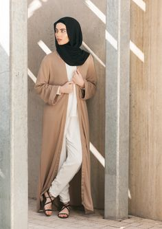 INAYAH | Stylish and versatile, this Maxi Coat will enable you to stay cool and…
