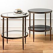"""Larson Side Table 20""""  $399 with $30 freight surcharge"""