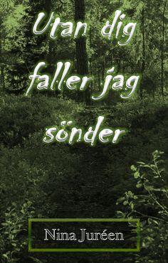 Utan dig faller jag sönder av Nina Juréen - https://www.vulkanmedia.se/butik/bocker/utan-dig-faller-jag-sonder-av-nina-jureen/
