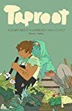 Taproot: A Story about a Gardener and a Ghost Blue is having a hard time moving on. Luckily, Hamal can see Persian Girls, Strong Feelings, Price Book, Paperback Books, Book Recommendations, Good Books, Comics, Reading, Memes