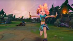 League of Legends Official Zoe Champion Teaser Trailer Get a look at the mischief maker. November 03 2017 at 03:42PM  https://www.youtube.com/user/ScottDogGaming