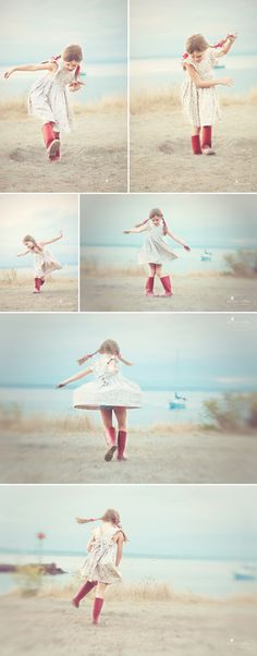 miss myra in seattle / seattle child photographer » The Red Balloon Photography, myra fourth