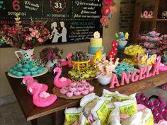 Chá da Angela  Pool Party