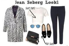 憧れのシネマ ファッションを映画ヒロインに学ぶ ~ジーン・セバーグ~