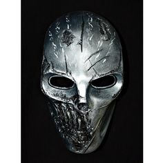 Army of two mask, Paintball airsoft mask, Halloween mask, Steampunk mask, Halloween costume & Cosplay mask, predator MA82