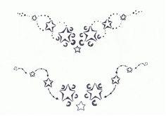 Young Guns Tattoo Concept New Stars Fot Tattoos Star Design