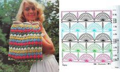 Tina's handicraft : crochet summer bag