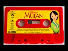 Disney Mulan Finnish read and listen story casette Musiikkisatu I loooved these! Nostalgia, Disney, Youtube, Vintage, Vintage Comics, Youtubers, Primitive, Disney Art, Youtube Movies