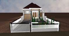 Desain Rumah Minimalis Mr. Edy, Dolopo Madiun   Desain Rumah Murah