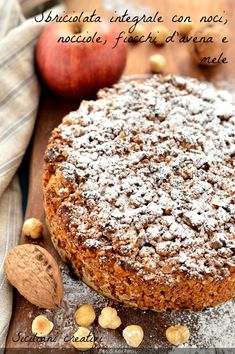 Sweet Corner, Torte Cake, Plum Cake, Italian Recipes, Sweet Treats, Good Food, Food And Drink, Sweets, Chocolate
