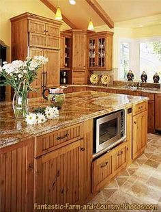 bright country kitchen in the suburbs | remodel ideas | pinterest