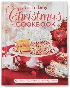 2017 Southern Living Christmas Cookbook http://shopstyle.it/l/lbzv #affiliatelink