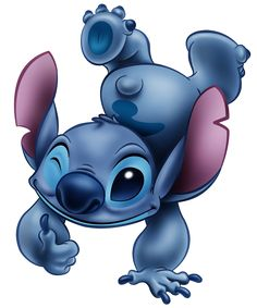 Stitch PNG Picture