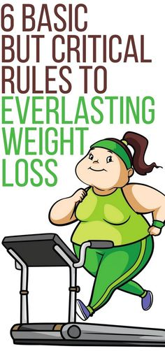 6 foundational rules to long lasting fat loss.