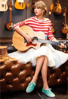 How to Copy Taylor Swift's Style #TaylorSwift #keds