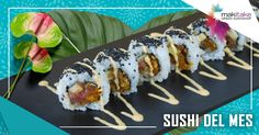 Estrenamos noviembre y el restaurante Makitake y sus franquicias de sushi lo celebra trayéndote una nueva oferta para que disfrutes de los mejores platos de comida japonesa al mejor precio. En esta ocasión, el protagonista de nuestro sushi del mes es el spicy tartar roll, que cuenta con un 10% de descuento en