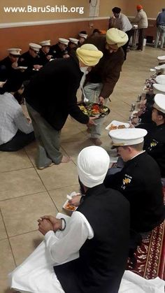 Cadets of West Point, US Military Visited Nanak Naam Jahaj Gurudwara to learned about Sikhism!