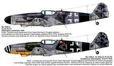 Bf 109K