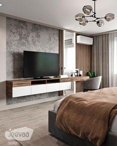Home Interior Styles .Home Interior Styles Modern Master Bedroom, Modern Bedroom Design, Bedroom Furniture Design, Home Bedroom, Home Living Room, Living Room Decor, Modern Luxury Bedroom, Country House Interior, Interior Design Living Room