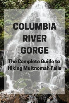 Visit the scenic Columbia River Gorge and check out these waterfall hikes along the way! Start at the popular Multnomah Falls and hike a 5 mile loop to see many more waterfalls, including Fairy Falls and Wahkeena Falls. Great Day hike near Portland Oregon. Click through to read all about it or save to read later! Travel / Hiking / Oregon / Waterfalls / Bucket List