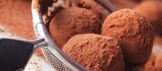 Trufas de chocolate fritas  http://noticiasdiarias.com.ve/2015/05/trufas-de-chocolate-fritas/