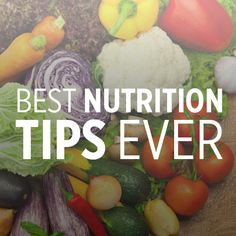 Keep track of the healthy cooking and eating tips you find on Pinterest with a nutrition board of your own! And click through for the latest nutrition news: http://www.womenshealthmag.com/nutrition?cm_mmc=Pinterest-_-womenshealth-_-content-food-_-nutritionchannel