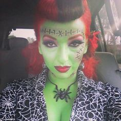 zombie pin up Ashley Marie