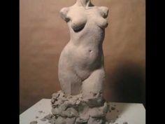 Sculpting The Art Critic - YouTube