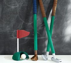 Foam Golf Set #pbkids