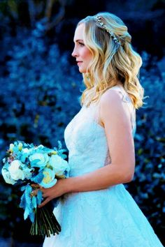 The vampire diaries, caroline forbes, and wedding image Caroline Forbes, Caroline Y Stefan, Elizabeth Forbes, Serie The Vampire Diaries, Vampire Diaries Poster, Vampire Diaries Wallpaper, Vampire Diaries The Originals, Vampire Diaries Last Episode, Delena