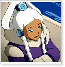 Avatar The Last AirBender Princess Yue Cosplay Costumes - CosplayMagic.Com