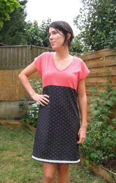 La robe bi-goût trop simple à faire ! |