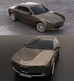 Newcarreleasedates.com UPDATE New ''2017 BMW CS Vintage Concept Tribute