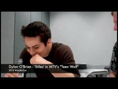 ► 1 minute of laughter with Dylan O'Brien (part I)
