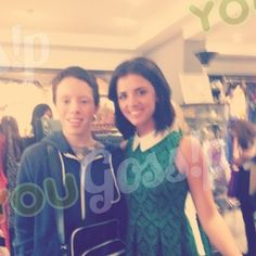 Me and lucy mecklenburgh