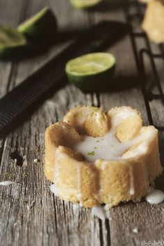 Coconut Lime Pound Cake from PasstheSushi.com