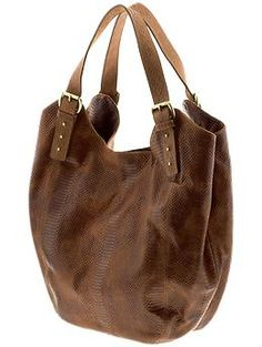 Cynthia Vincent Berkeley   Piperlime...that bag is a perfect neutral for so many colors...perfect everyday bag...