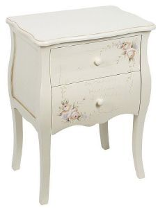 Storage with style requires the InArt approach. Whether you call them a console, a chest of drawers or storage drawers. Console Furniture, Storage Drawers, Nightstand, Floral, Table, Color, Design, Romantic, Home Decor