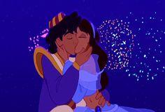 "When a guy lies to you like Aladdin did to Jasmine, DO NOT KISS HIM! ""Wrong choice Jasmine...."""