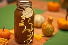 Happy Thanksgiving Homemade Pumpkin Butter
